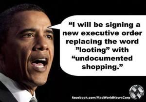 ex order looting